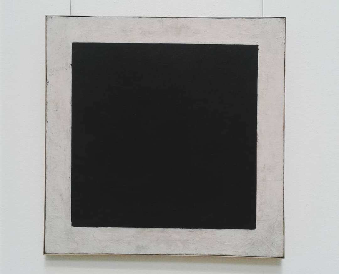 «Черный квадрат» К. Малевича
