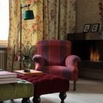 Armchair by the hearth