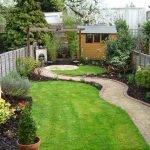 Растения и газонная трава в ландшафтном дизайне