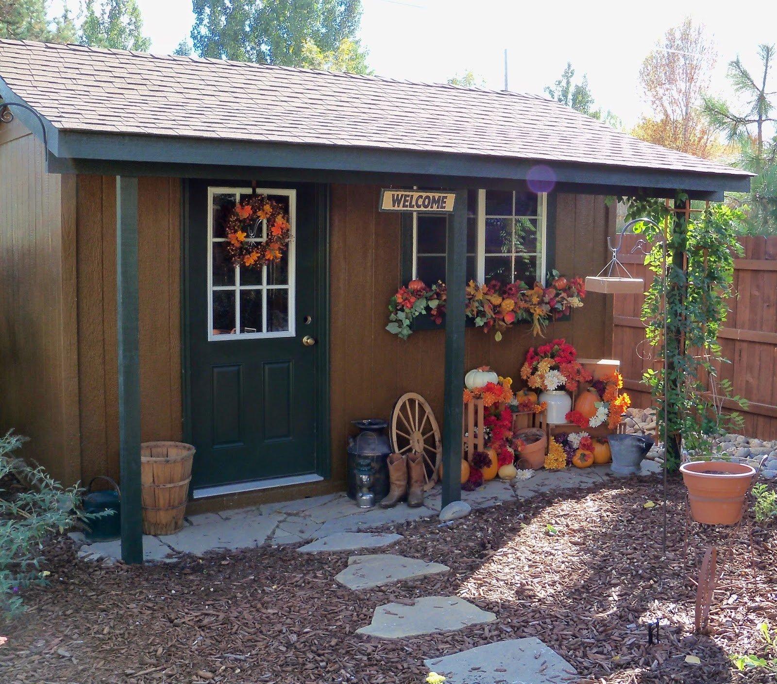 воскресенье как покрасить постройки во дворе с фото устройство
