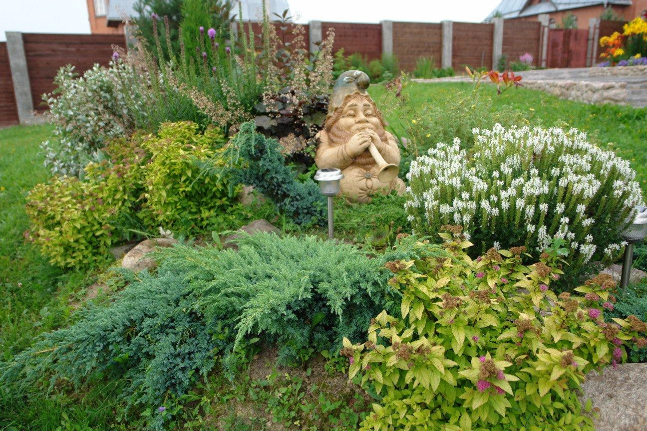 Садовые фигуры в ландшафтном дизайне