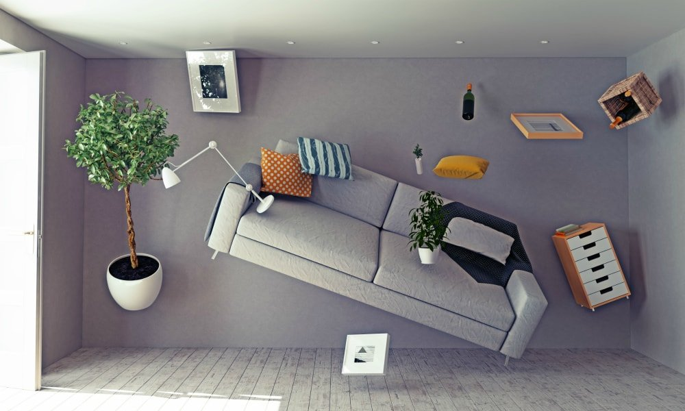 Ошибки при расстановке мебели