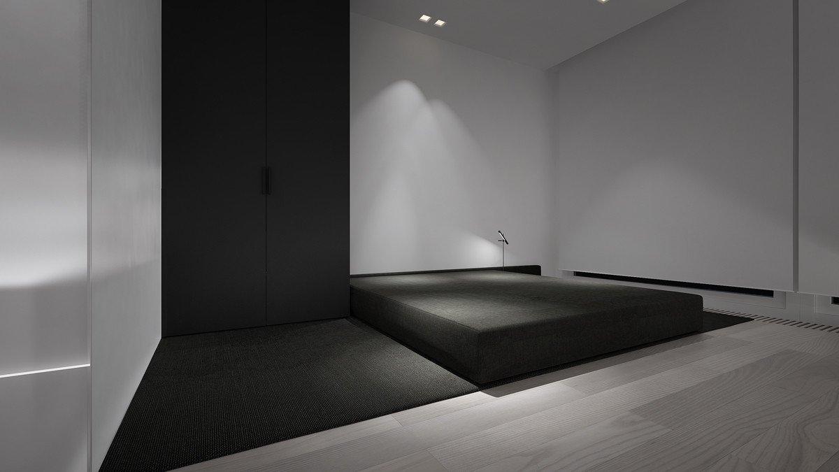 Минимализм в дизайне интерьера