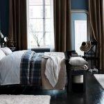 Сочетание нескольких стилей в спальне