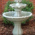 Многоярусный фонтан