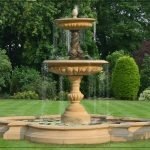 Многоуровневый фонтан