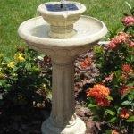 Статуевидный фонтан