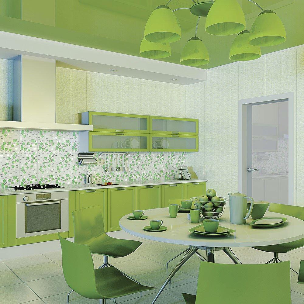 крупный панели для отделки кухни картинки яркой листве растения