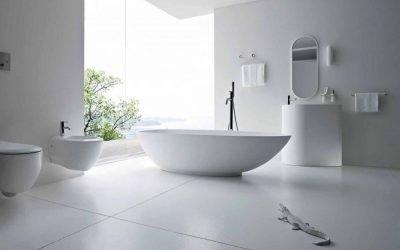 Белая ванная комната: элегантный и стильный дизайн