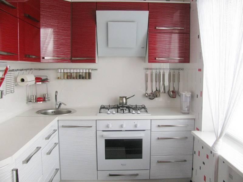 Интерьер кухни 2 на 3