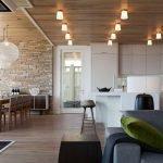 Вариант освещения квартиры