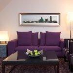 Сочетание цветов в мебели