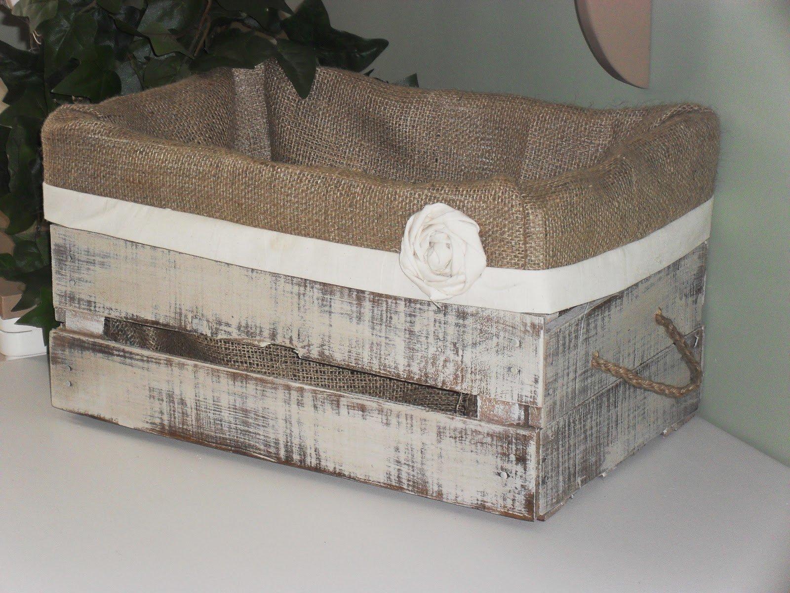 Окрашенная коробка для хранения