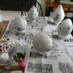 Заготовки из шаров