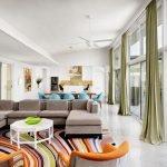 Квартира с панорамными окнами