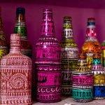 Варианты росписи бутылок