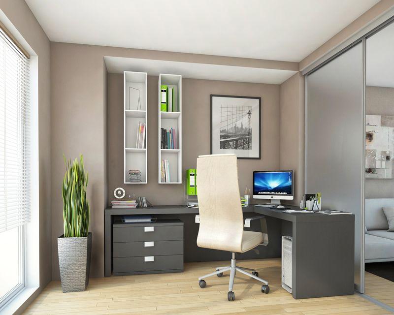 Расположение рабочего стола по фэн-шуй