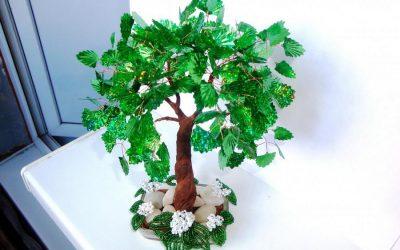 Декоративные деревья своими руками: идеи и мастер-классы