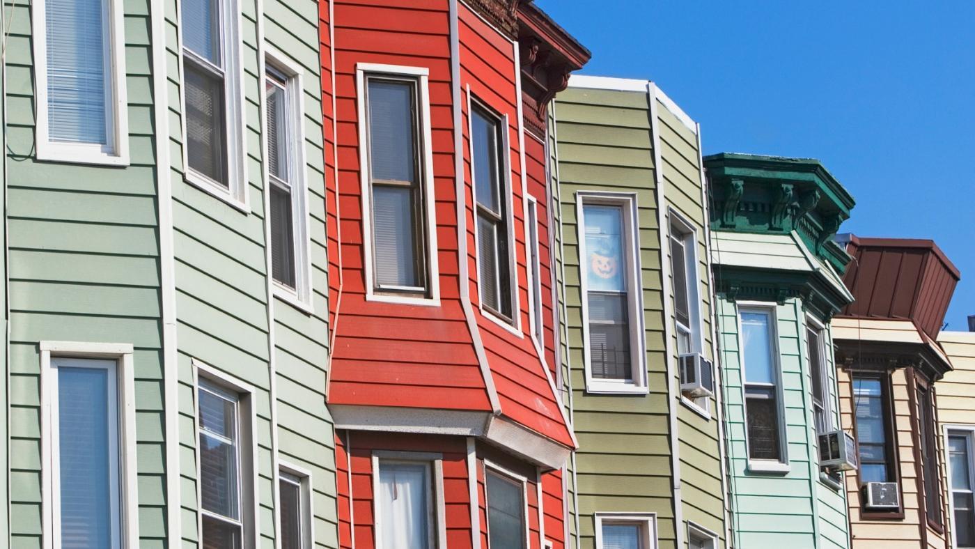 Фасадный сайдинг в отделке домов