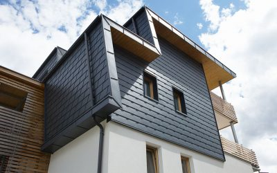 Как выбрать декоративные панели для наружной отделки стен дома
