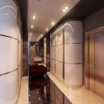 Дизайн интерьера 4-х комнатной квартиры