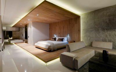 Спальня без окон: особенности дизайна