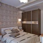 Дизайн комнаты в коричневых тонах