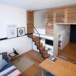 Вариант дизайна квартиры с небольшой площадью