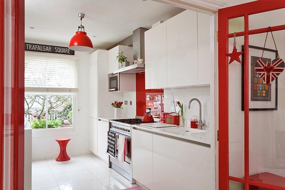 Кухня в лондонском стиле