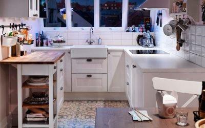 Дизайн кухни в брежневке: расширяем пространство