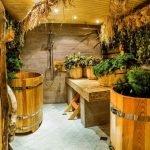 Травы под потолком