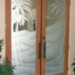 Расписные двери