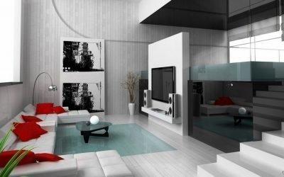 Стильные интерьеры квартир и домов