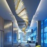 Современный стиль в дизайне помещения