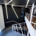 Черные стены в дизайне квартиры