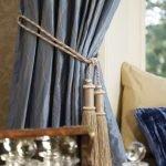Подвязка на шторах