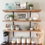 Полка для продуктов и посуды