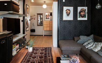 Дизайн двухкомнатной квартиры 44 кв. м: примеры перепланировки