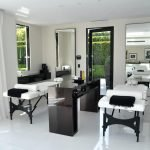 Кабинет для массажа в современном стиле