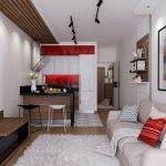 Раскладная мебель в гостиной