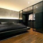 Подсветка над кроватью