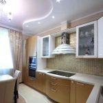 Электроплиа на кухне