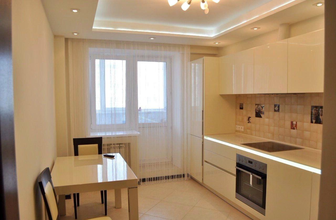 потолок на кухне гипсокартон и натяжной фото выращенные