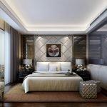 Аккуратный многоуровневый потолок