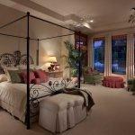 Кровать каркасной конструкции