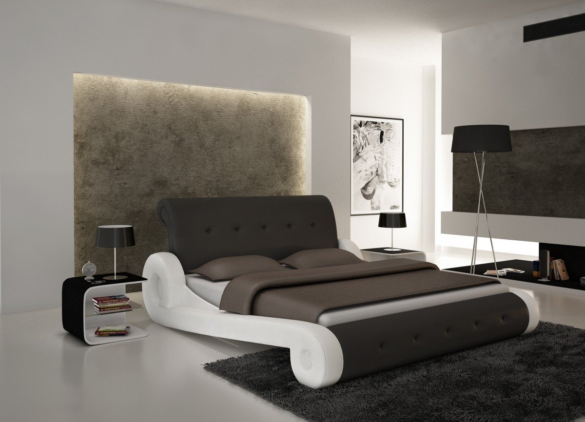 Гибкие формы мебели