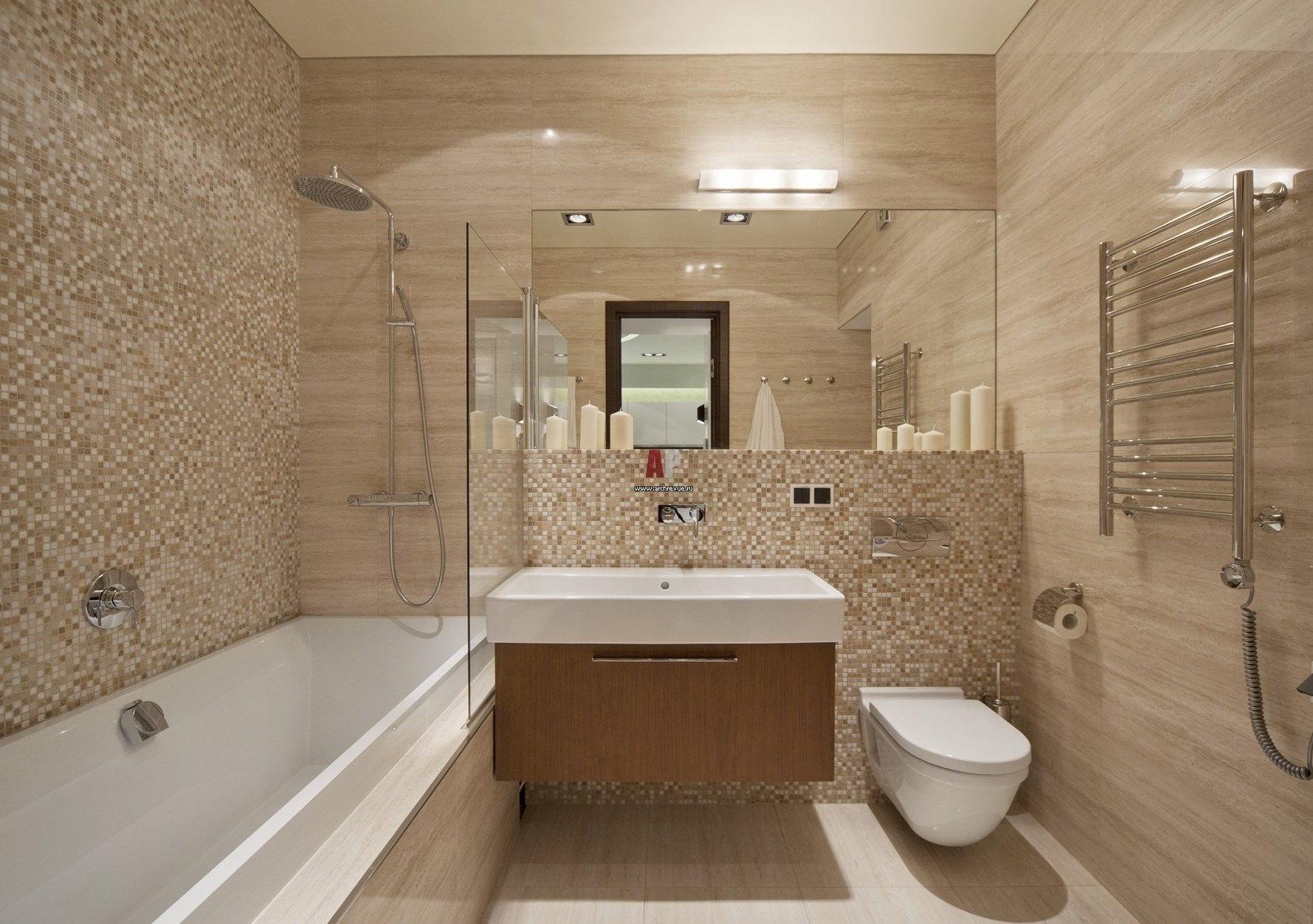 Древесностружечные панели в ванной