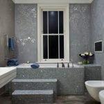 Ванна со ступенями