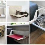 Разновидности кошачьих гамаков