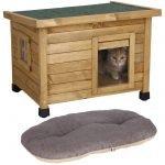 Домик-будка для кошки